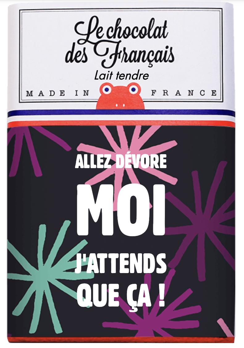 LE CHoCOLATs DES français