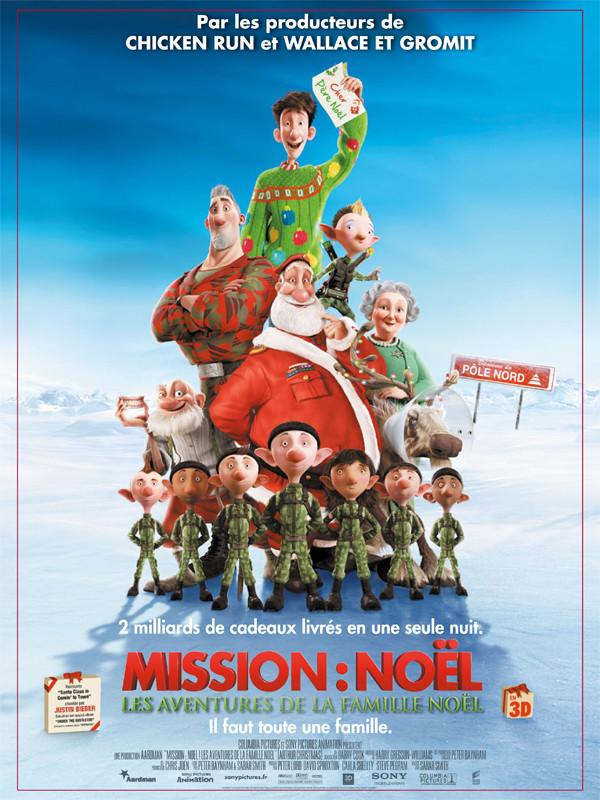 Mission - Noël - Les Aventures de la Famille Noël