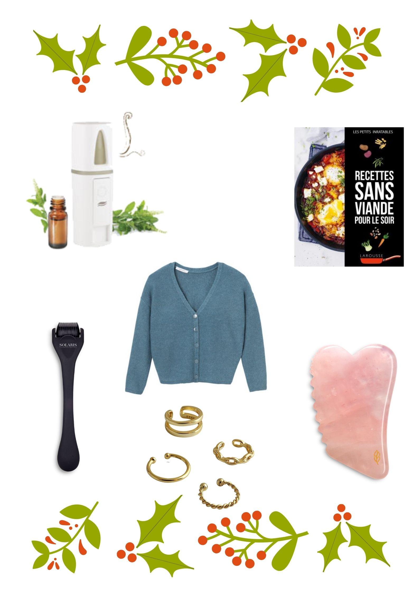 idées de cadeaux femme