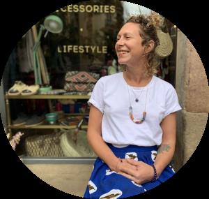 Portrait et interview de Mélody, la créatrice Madame Melon