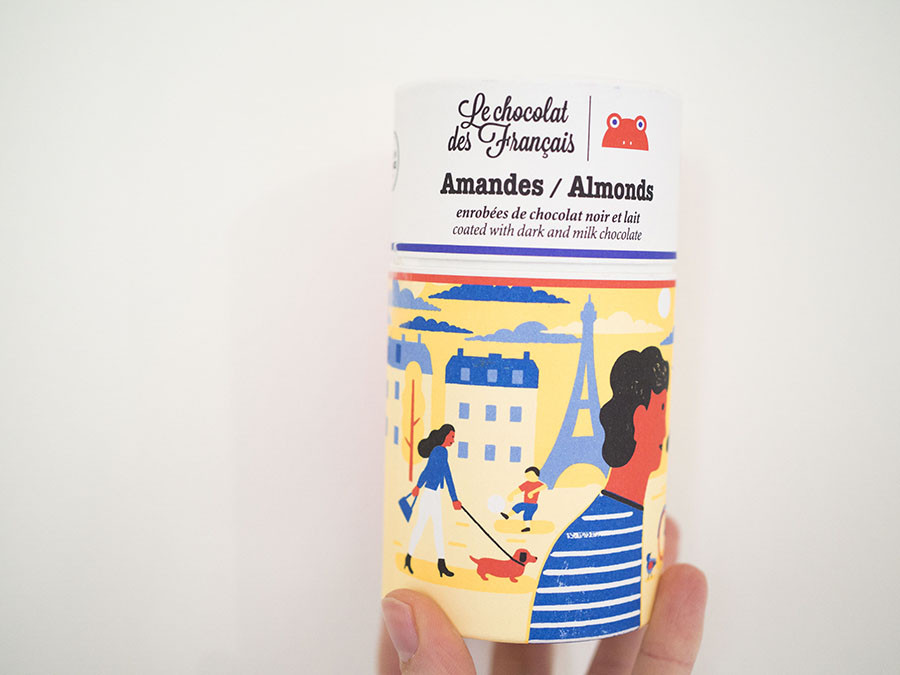 noisettes chocolats des français