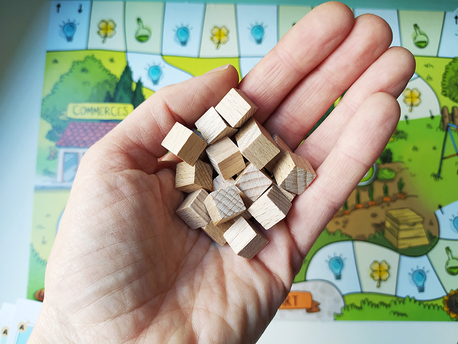 règle du jeu bioviva zéro déchet