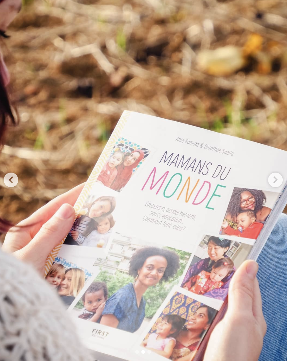 livre mamans du monde avis