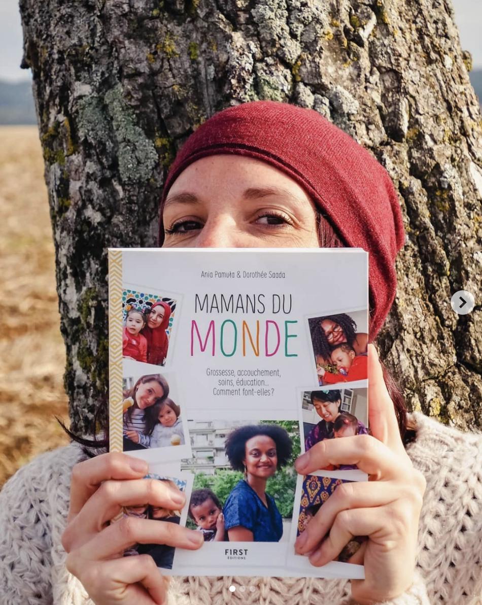 livre mamans du monde