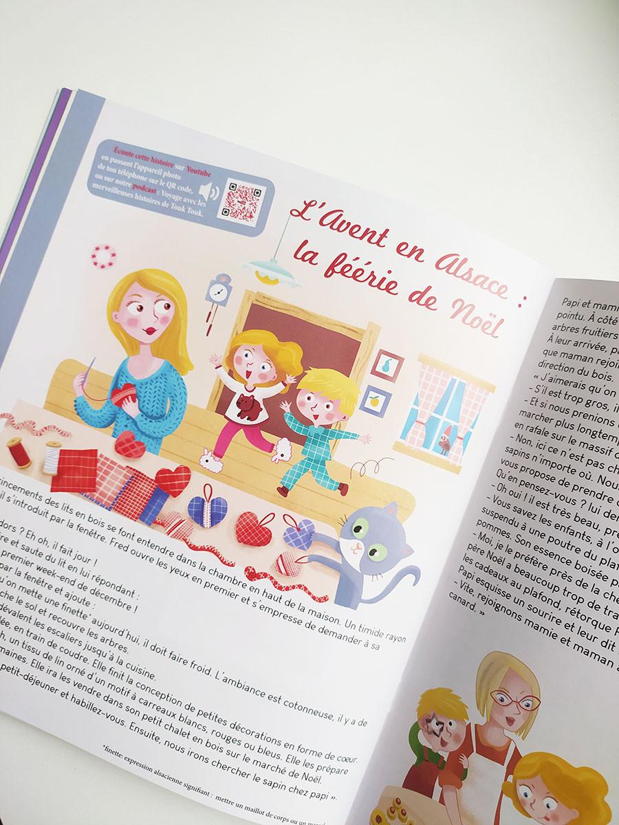 magazine pour enfant touk touk