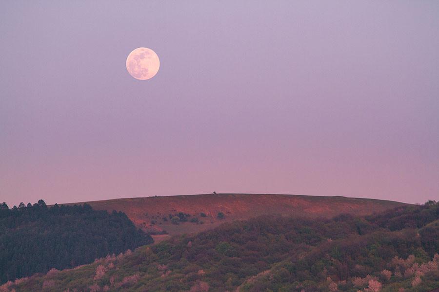 rituelle de lune