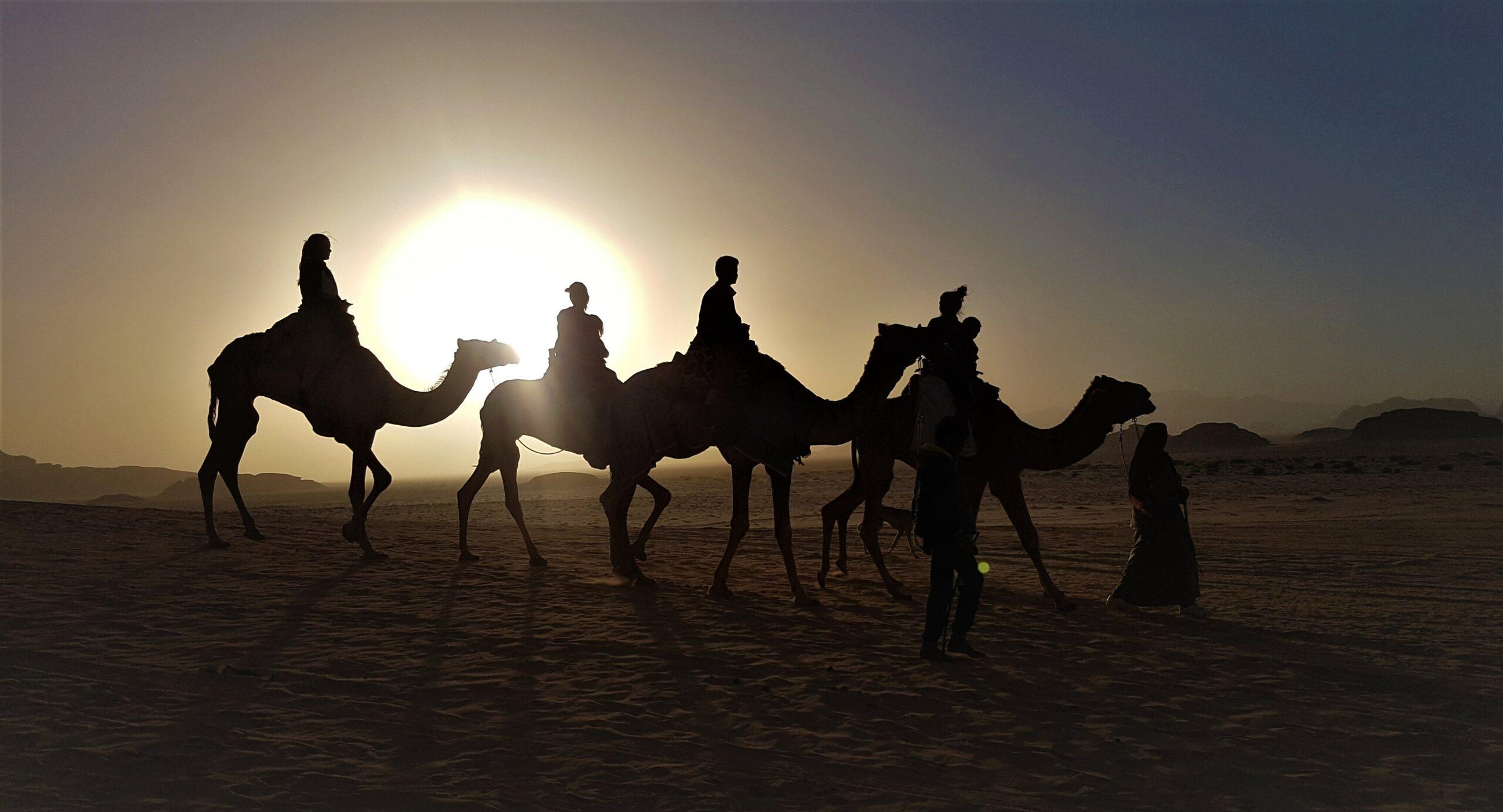 promenade desert
